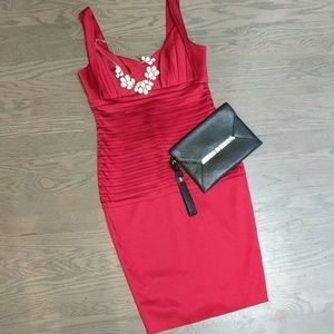 Calvin Klein Little Red Dress